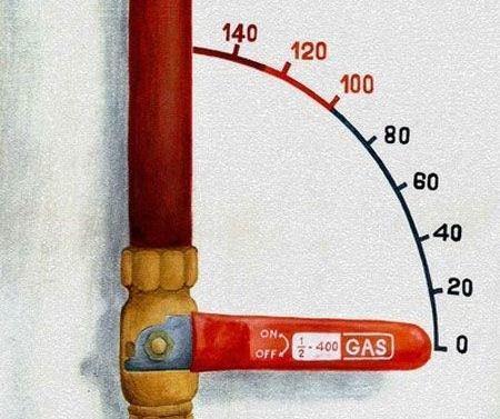مشکل افت فشار گاز مازندران در سال 96 برطرف می گردد