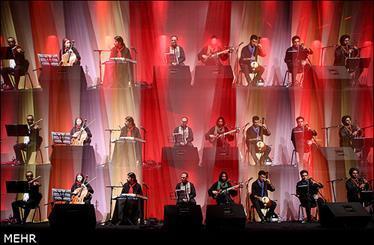 شهر فرنگ موسیقی ایرانی در سراسر کشور، سازها برای شادی مردم کوک می شود