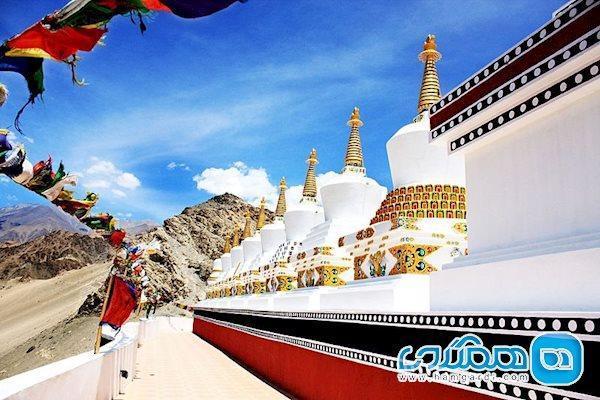 منطقه لداخ هند؛ شهر صومعه های باشکوه