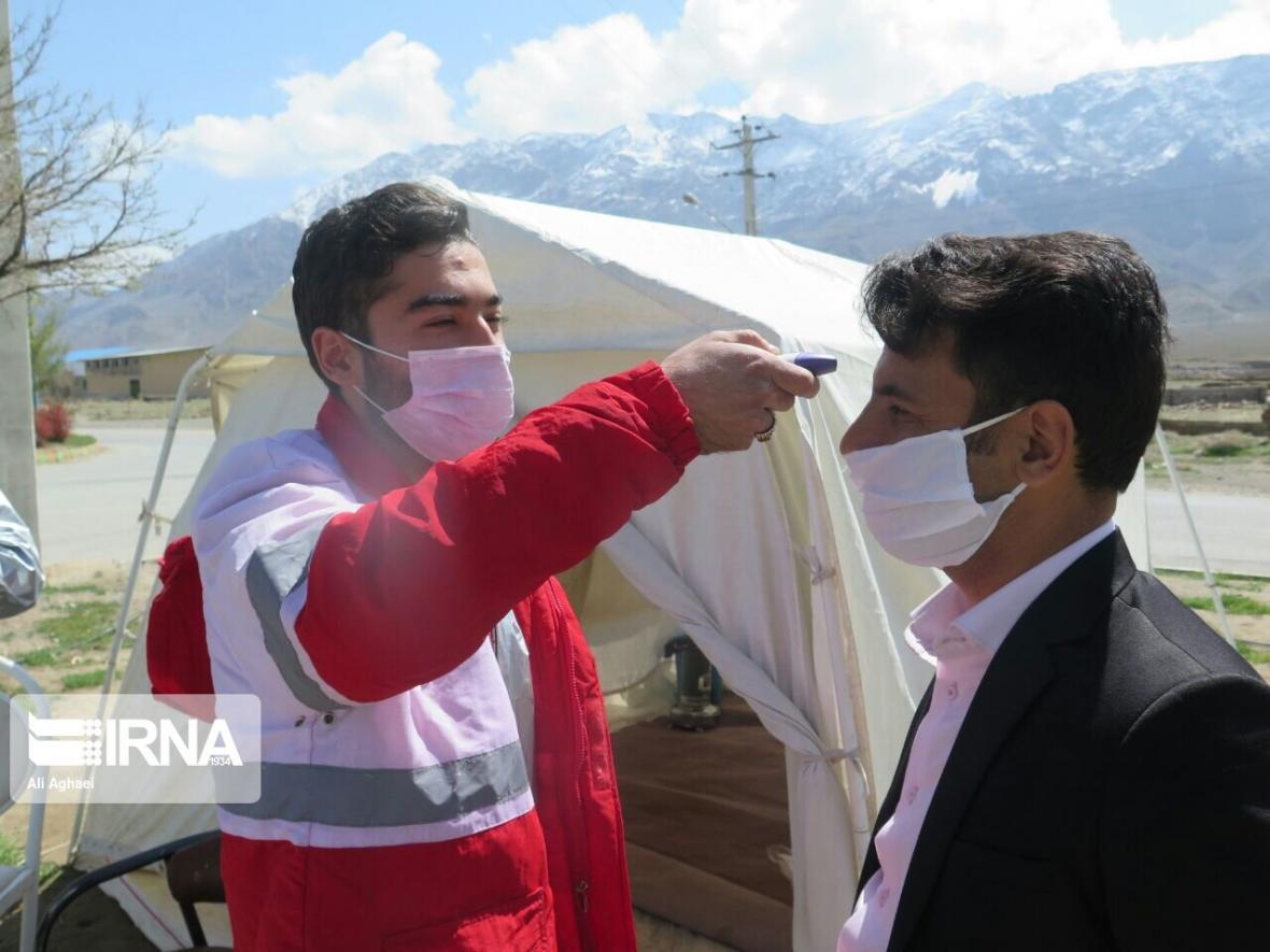 خبرنگاران سلامت 97 هزارو 604 نفر از سوی هلال احمر زنجان پایش شد