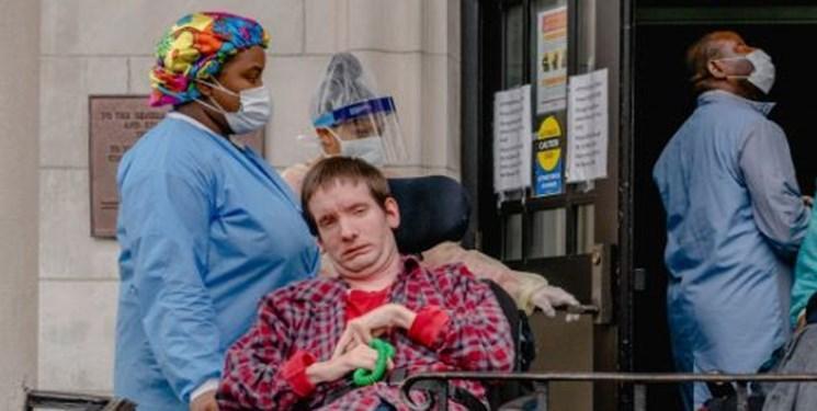 آمار تکان دهنده شیوع کرونا در آسایشگاه های معلولین نیویورک