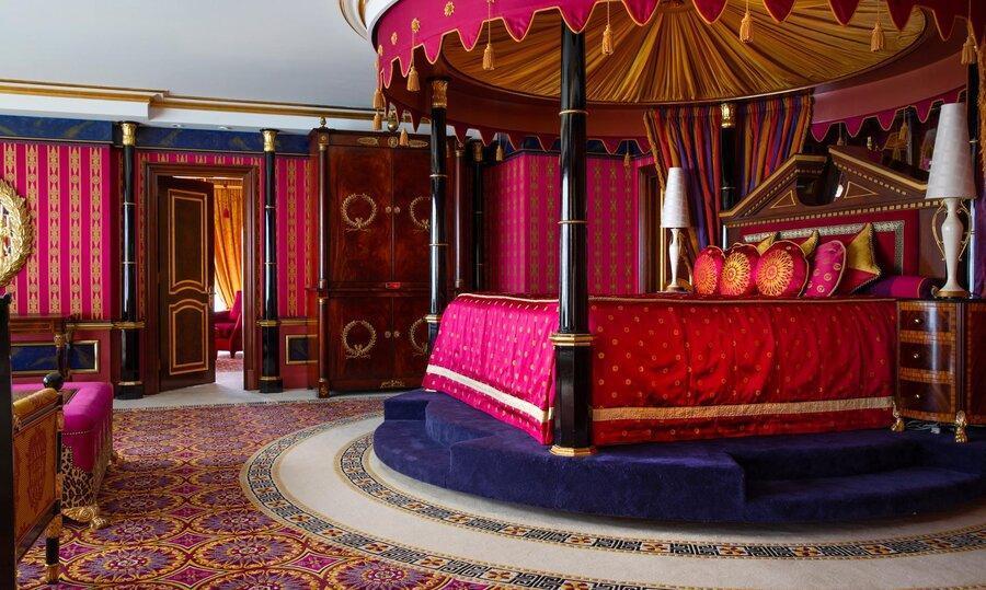 نمای داخل 5 تا از بهترین هتل های جهان را ببنید ، زمانی که تنها خوب کافی نیست