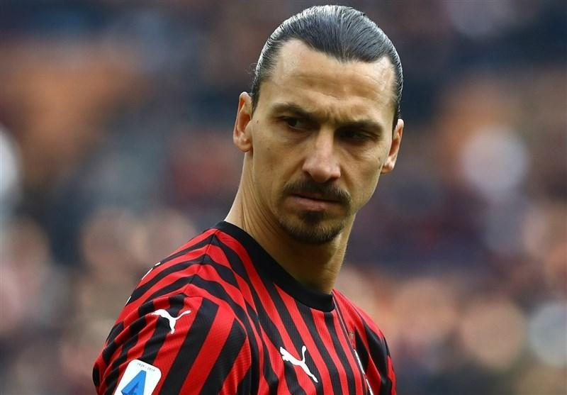 فشار زلاتان به میلانی ها به خاطر مشاجره با مدیر باشگاه