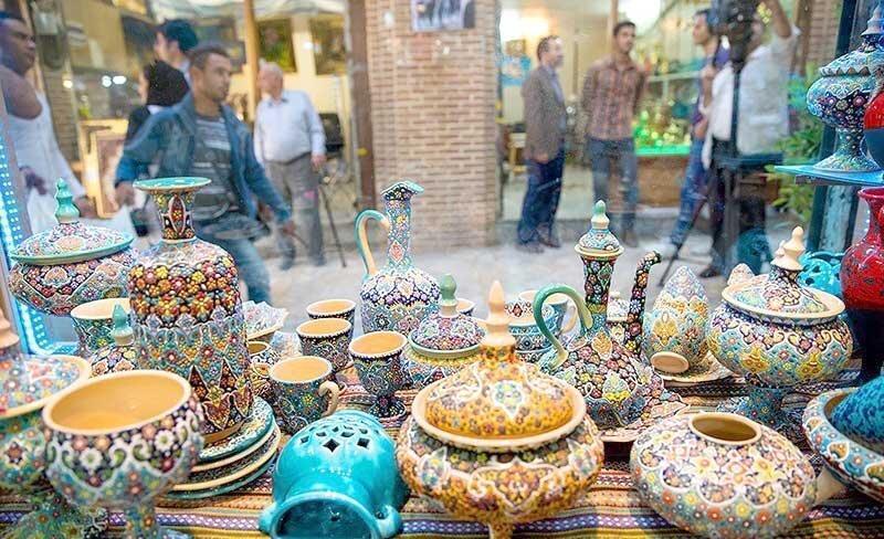 حمایت از فعالان صنایع دستی شهرستان نیر