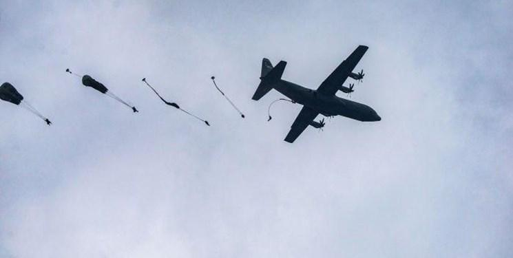 فرود چتربازهای آمریکایی روی درختان هنگام تمرین نظامی در آلمان ، 6 مجروح