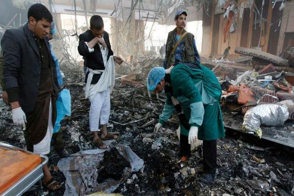 ائتلاف متجاوز سعودی 55 مرتبه آتش بس الحدیده را نقض کرد