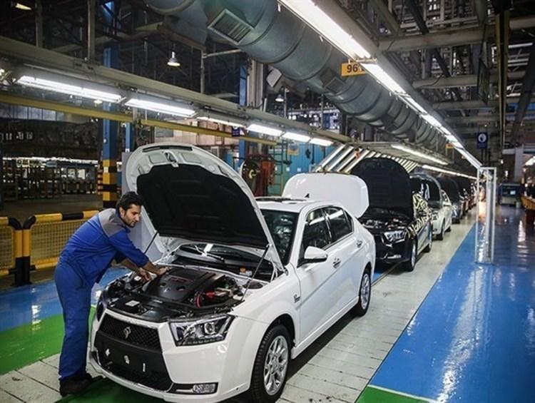 فراوری 203 هزار خودرو توسط خودروسازان در بهار 99