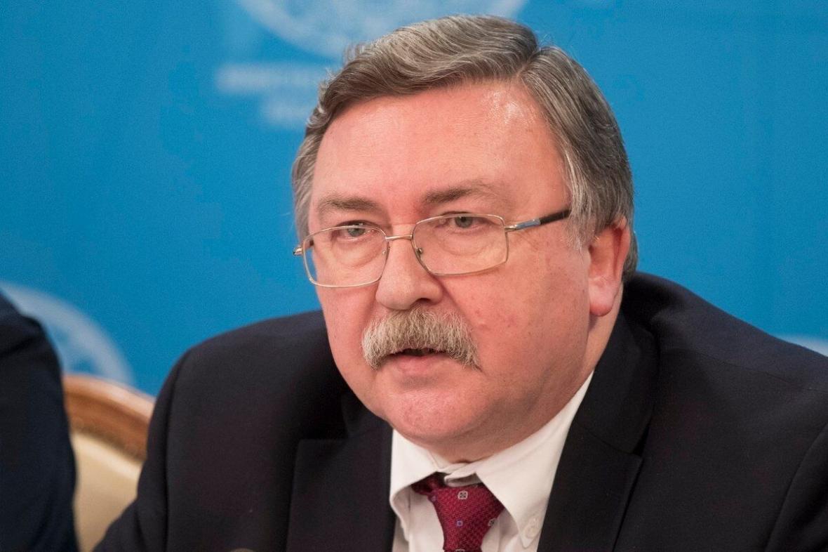 خبرنگاران اولیانوف: سازوکار حل اختلاف برجام فاقد فرایند مورد توافق است