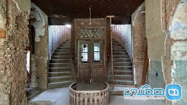 آغاز فاز جدید بازسازی گراند هتل قزوین از اواسط مرداد