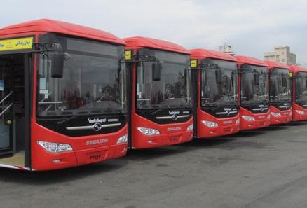برنامه ریزی جهت تامین 1000 اتوبوس برای تهران