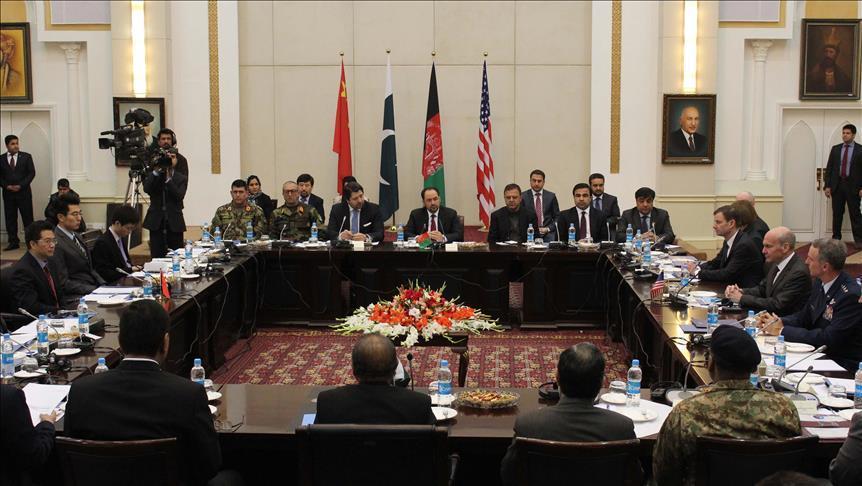 بازار داغ نشست ها با محور افغانستان