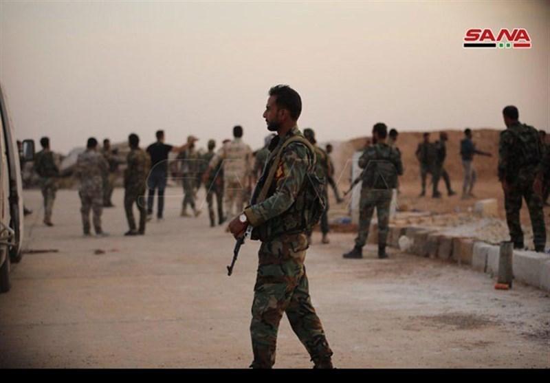 سوریه، موفقیت نیروهای ارتش در دفع حمله گروه های تروریستی در لاذقیه