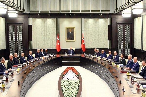 شورای امنیت ملی ترکیه: آنکارا به حمایت از دولت وفاق ملی لیبی ادامه می دهد
