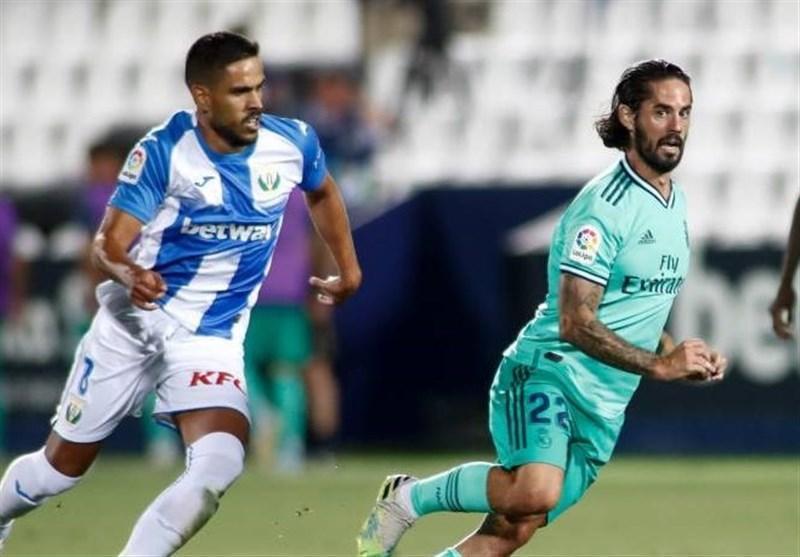 لالیگا، رئال مادرید مساوی کرد، سوسیه داد سهمیه لیگ اروپا گرفت، سقوط لگانس و مایورکا