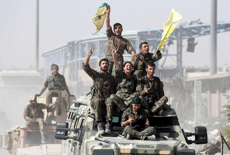 تحرکات معنادار آمریکا در سوریه