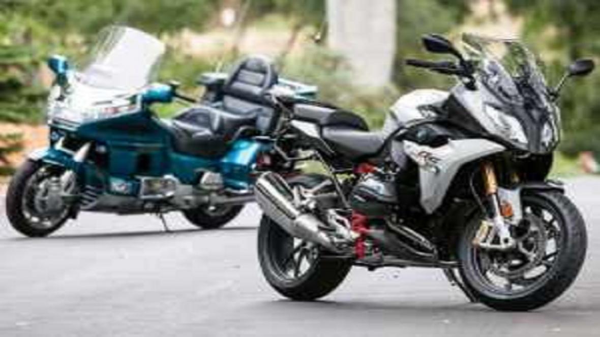2 دستگاه موتورسیکلت هزار سی سی در شاهرود توقیف شد