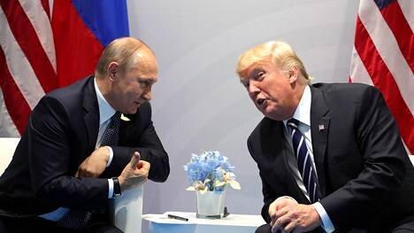 نامه های چاپلوسانه ترامپ به پوتین فاش شد