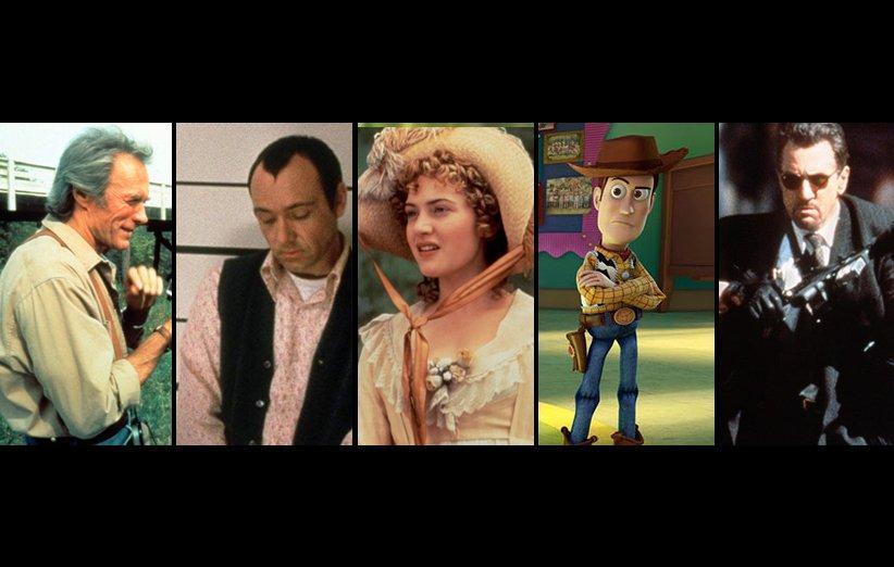 بهترین فیلم های سال 1995؛ تولد 25 سالگی 12 فیلم مهم سینما