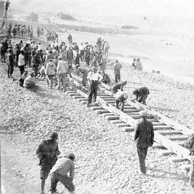 ماجرای احداث راه آهن در ایران