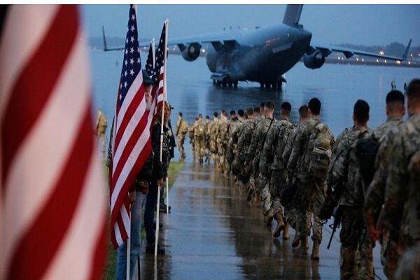 ملت عراق خواستار خروج نظامیان آمریکایی است