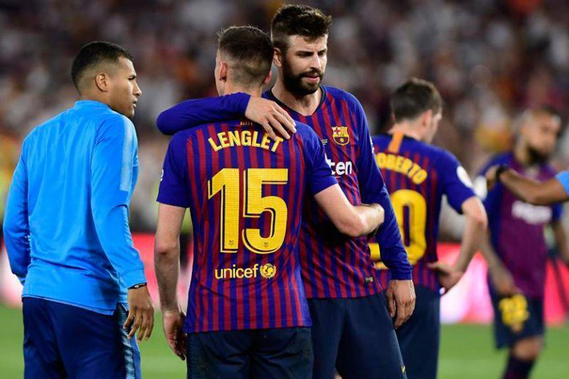 رونالدو کومان و سرگیجه درباره خط دفاعی بارسلونا