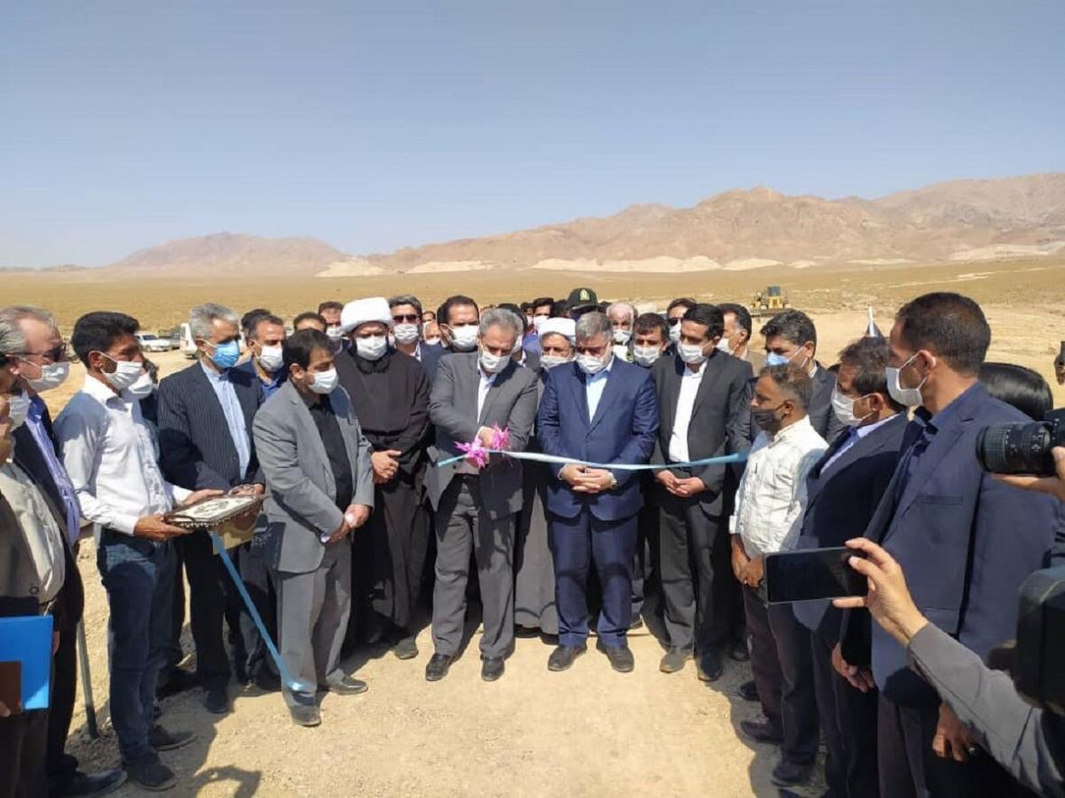 خبرنگاران 10 سازه آبخیزداری و آبخوانداری در قاینات به بهره برداری رسید