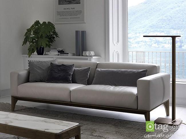 مدل مبل راحتی ایتالیایی با طراحی مدرن و کیفیت بسیار بالا