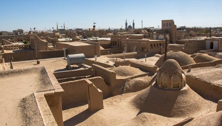 بازسازی خانه تاریخی آقاجواد یزدی در خراسان جنوبی
