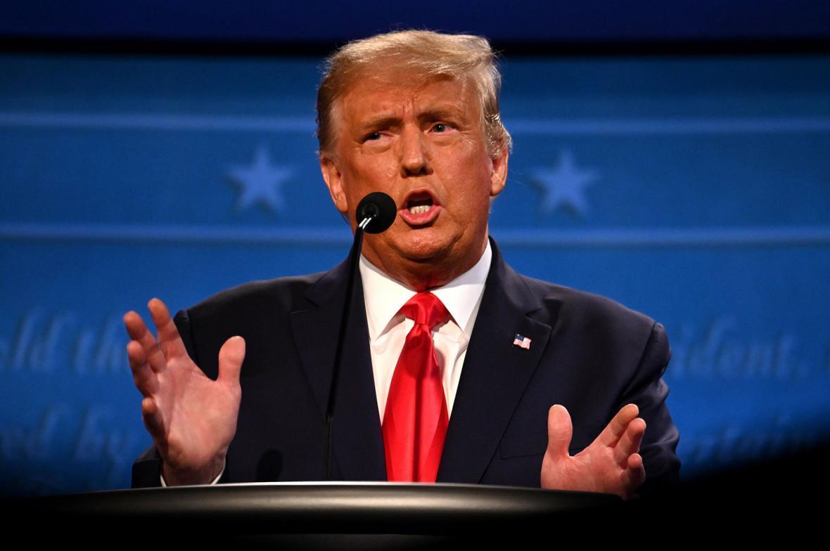 جولان کرونا در کارزار انتخاباتی ترامپ