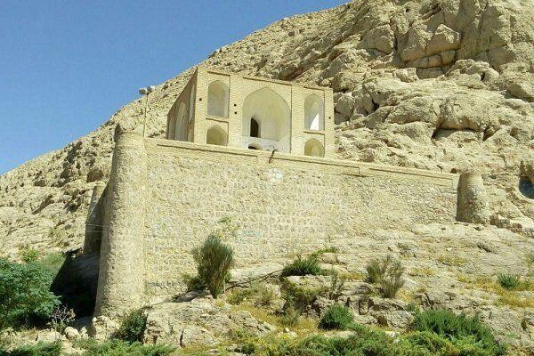 خبرنگاران اعتبار بازسازی عمارت تخت دریا قلی بیگ کرمان تامین شد