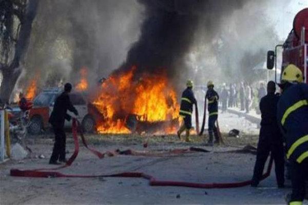 وقوع انفجار در استان صلاح الدین عراق، زخمی شدن 7 عضو حشد شعبی