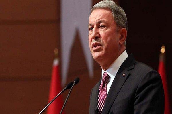 خلوصی آکار: نشست فنی هیئت های نظامی ترکیه و روسیه برگزار گردید