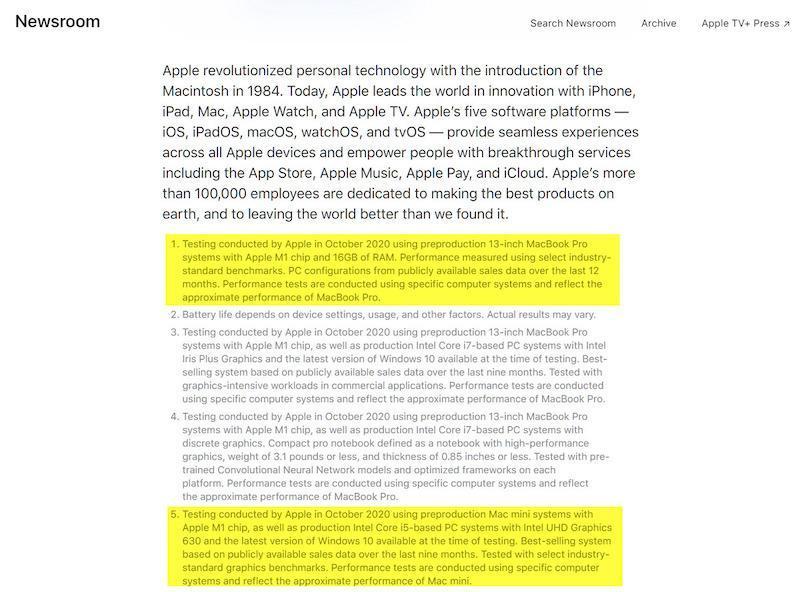 اپل در مورد سرعت مک بوک ایر جدید خود دروغ گفته است؟