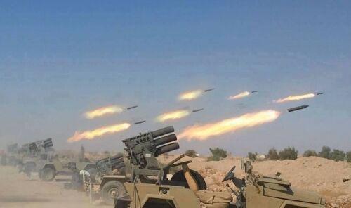 کشته شدن پنج تروریست در شمال عراق