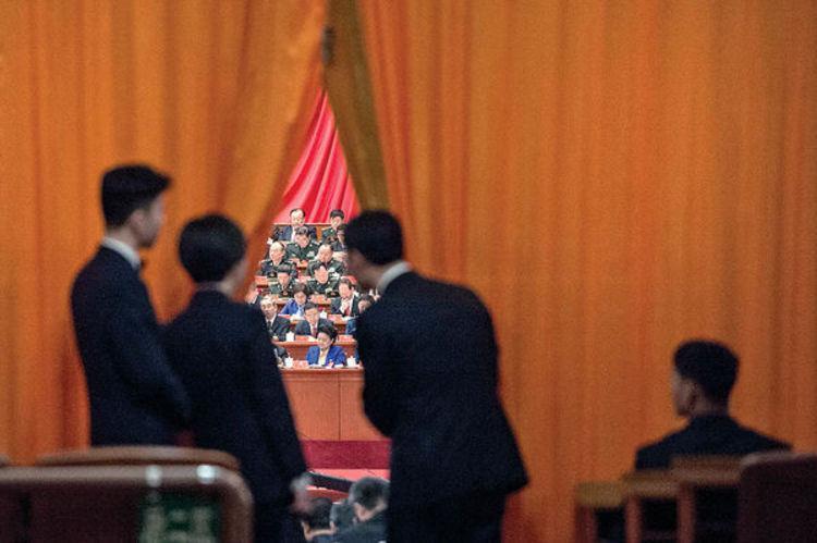 پشت پرده حزب حاکم چین