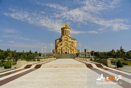 تفلیس؛ پایتخت و بزرگترین شهر گرجستان