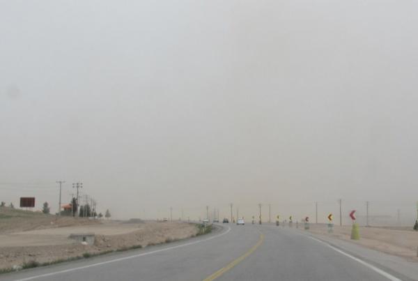 خبرنگاران وزش تندباد و بارش پراکنده در خراسان جنوبی ادامه دارد