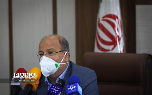 7 مورد مبتلا به کرونای انگلیسی در استان تهران شناسایی شده است