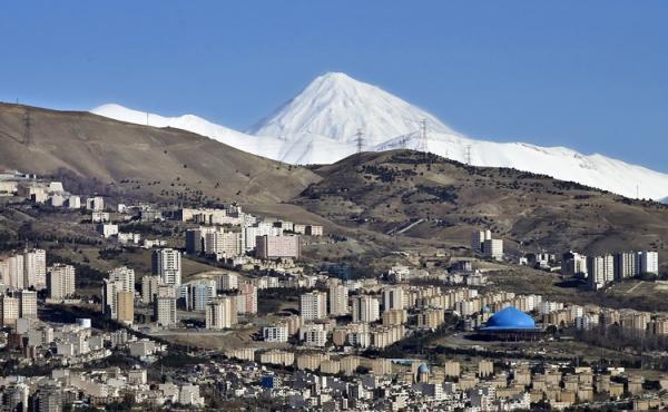 شاخص کیفیت هوای تهران امروز سه شنبه 28 بهمن 99