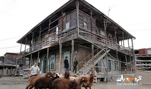 گمیشان؛ یادگار اشکانیان در ایران، عکس