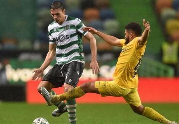 لیگ برتر پرتغال، شکست تیم سلمانی برابر صدرنشین