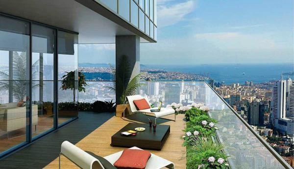 ایرانی ها طی سه ماه 1600 خانه در ترکیه خریدند