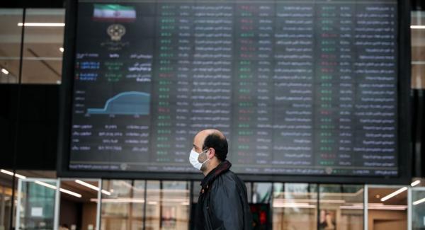 هشتگ دامنه متقارن گردد در آستانه سقوط بورس به کانال 1.1 میلیونی