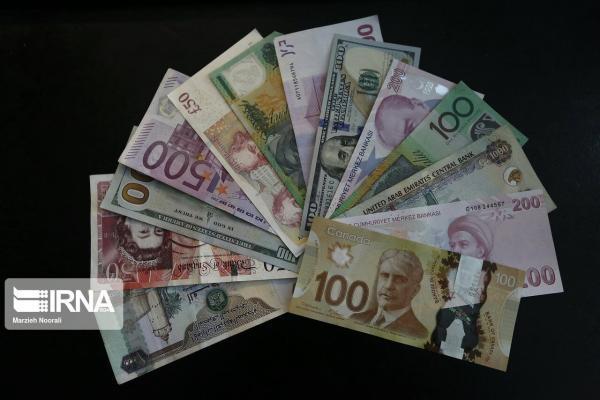 ثبات در نرخ رسمی همه ارزها در 6 اردیبهشت
