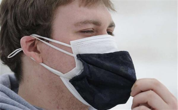 مصرف دو ماسک سطح اکسیژن خون را پایین نمی آورد