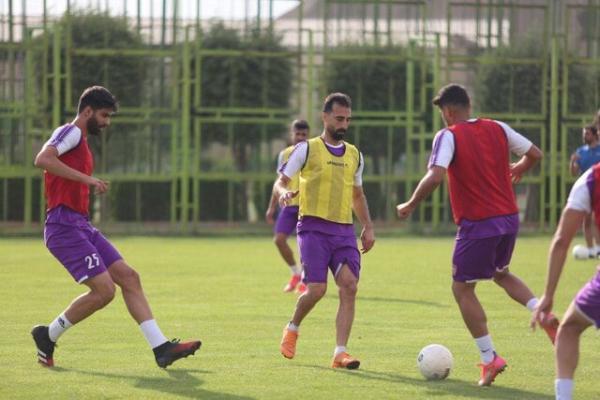 خاتمه اردوی تیم فوتبال پدیده مشهد در تهران
