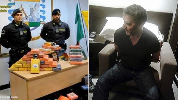 (تصاویر) بازداشت سلطان مواد مخدر ایتالیا پس از 20 سال