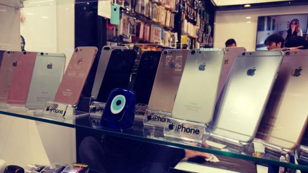 قیمت جدید موبایل اپل در بازار