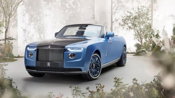 گران ترین ماشین جهان رونمایی شد