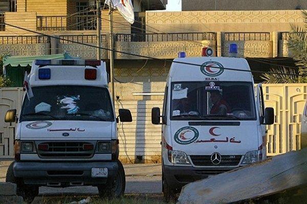 5 نیروی نظامی عراق بر اثر انفجار بمب کشته شدند